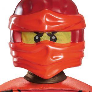 Ninjago Kai Lego Child Mask