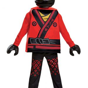 Ninjago Movie Kai Deluxe Boys Costume