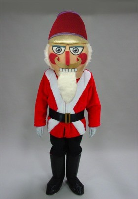 Nutcracker Mascot Costume