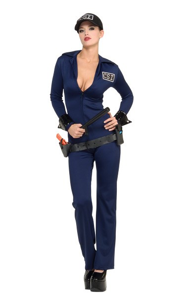 Officer Felony Adult Sexy Cop Costume