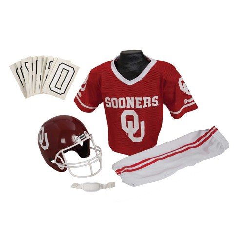 Oklahoma Sooners Youth Uniform Set