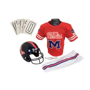 Ole Miss Rebels Youth Uniform Set