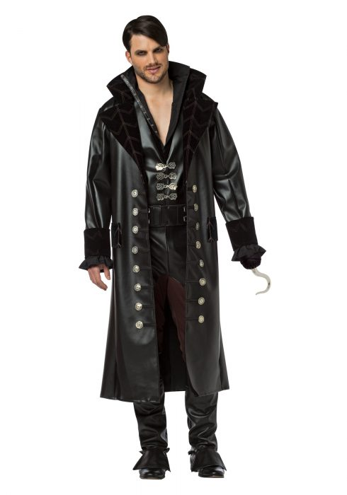 Once Upon A Time Hook Adult Costume