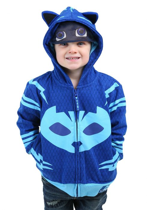 PJ Masks Catboy Toddler Hooded Costume Sweatshirt