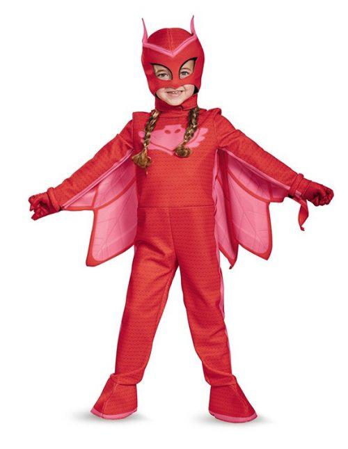 PJ Masks Owlette Deluxe Costume