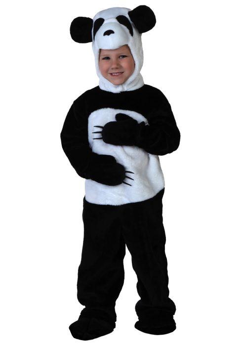 Panda Toddler Costume