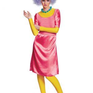 Patty Deluxe Simpsons Costume