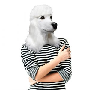 Patty the Poodle Mask