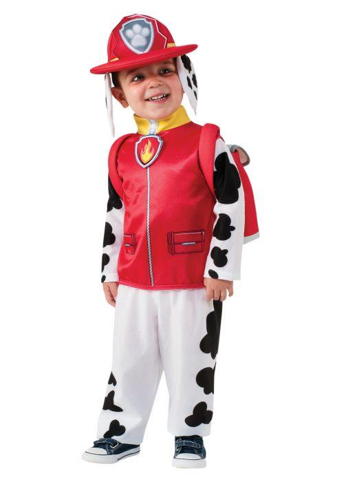 Paw Patrol: Marshall Child Costume