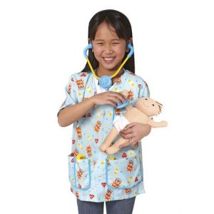 Pediatric Nurse Costume Set