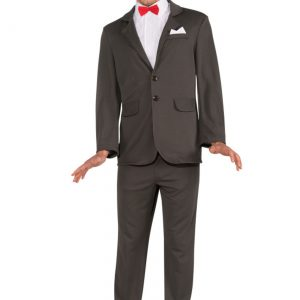 Pee-Wee Herman Costume