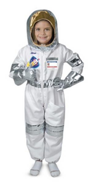 Personalized Astronaut Costume Set