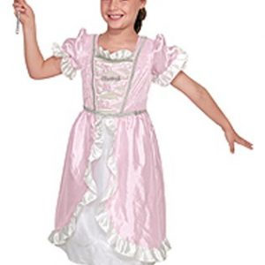 Personalized Princess Costume Set