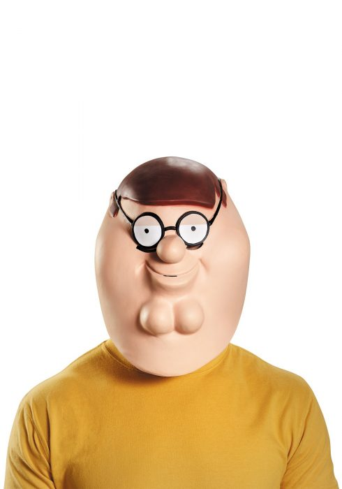 Peter Griffin Deluxe Adult Mask