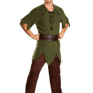 Peter Pan Classic Adult Plus Size Costume