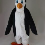 Petey Penguin Mascot Costume