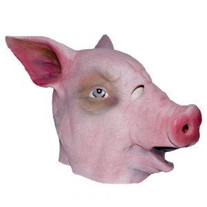 Pig Latex Mask