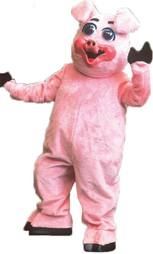 Piggy Mascot Costume