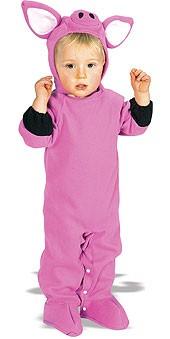 Piggy Wiggy Infant Pig Costume