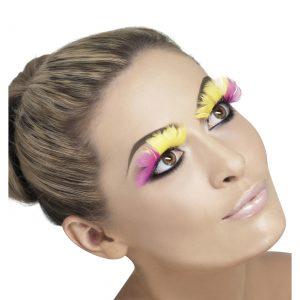 Pink Eyelashes