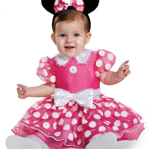 Pink Minnie Prestige Infant Costume