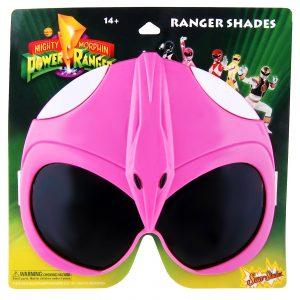Pink Power Rangers Character Sunglasses