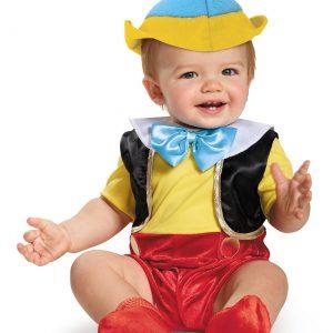 Pinocchio Infant Costume