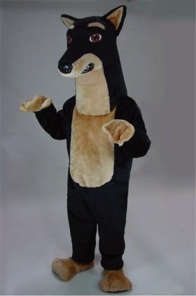 Pinscher Mascot Costume