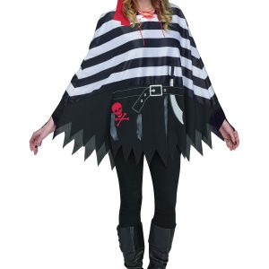 Pirate Poncho Costume