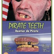Pirate Teeth