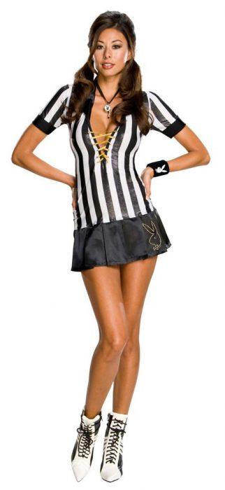 Playboy Sexy Referee Costume