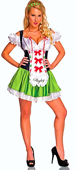 Playboy Tavern Girl Costume