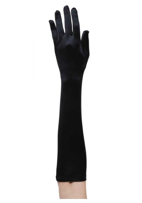 Plus Black Gloves