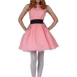 Plus Blossom Powerpuff Girl Costume