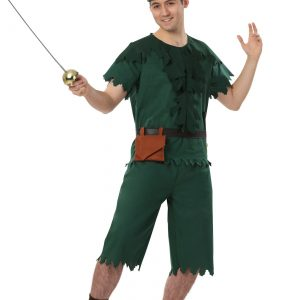 Plus Size Adult Peter Pan Costume