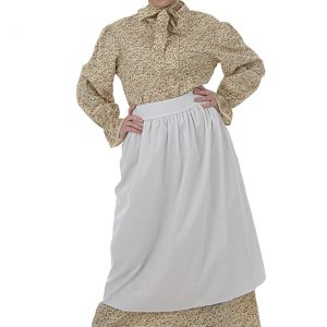 Plus Size Auntie Costume