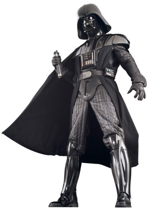 Plus Size Authentic Darth Vader Costume