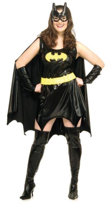 Plus Size Batgirl Costume