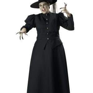 Plus Size Black Witch Costume