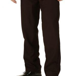 Plus Size Brown Pants