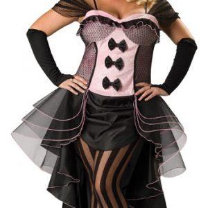 Plus Size Burlesque Babe Costume