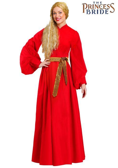 Plus Size Buttercup Peasant Dress Costume