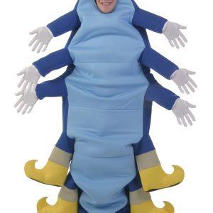 Plus Size Caterpillar Costume