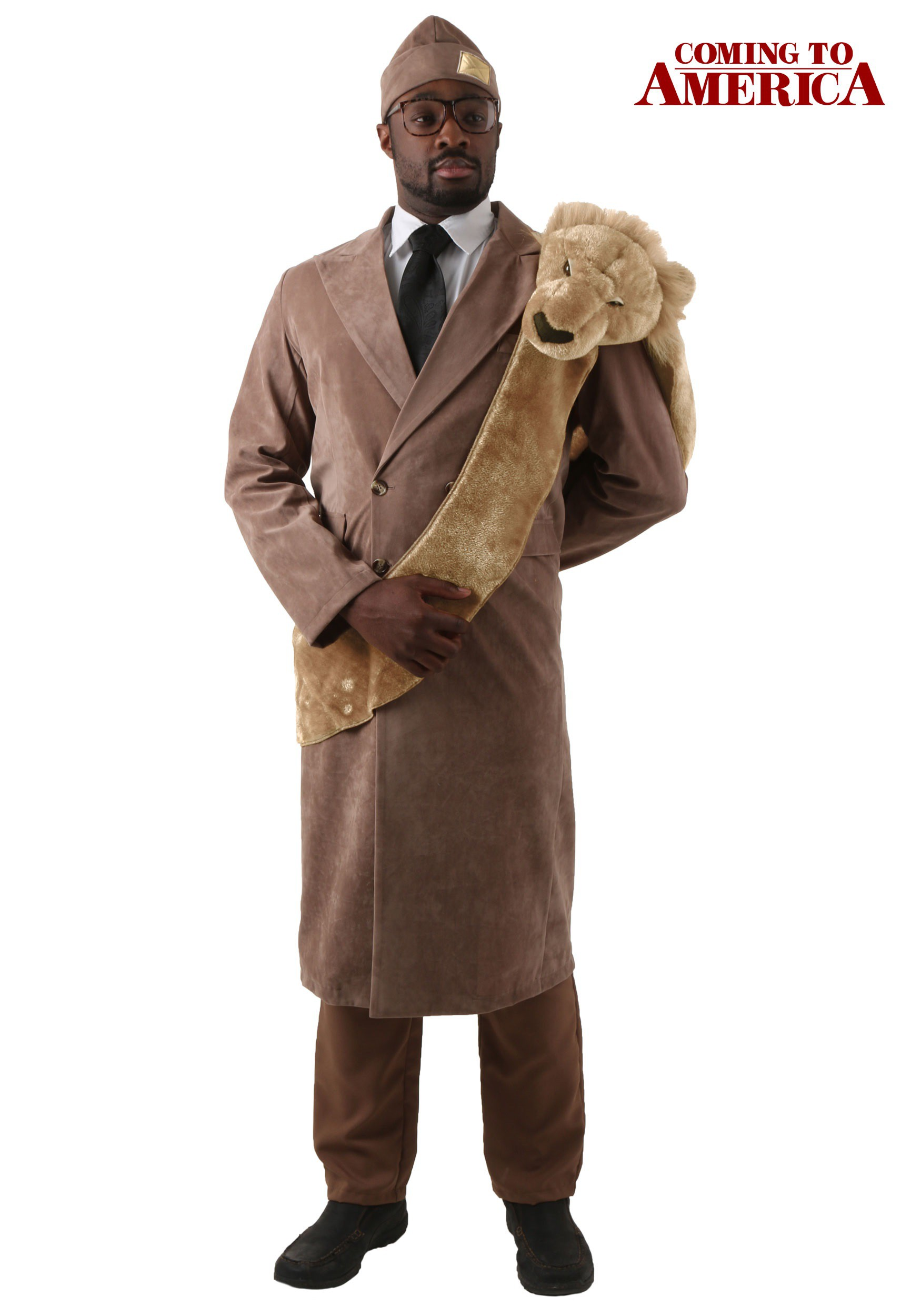 Coming to America Costumes