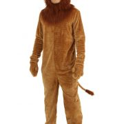 Plus Size Deluxe Lion Costume
