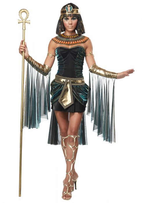 Plus Size Egyptian Goddess Costume