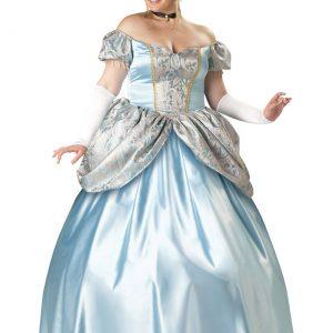Plus Size Enchanting Princess Costume