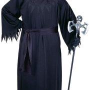 Plus Size Fading Phantom Costume