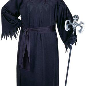 Plus Size Fading Phantom Costume