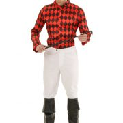Plus Size Horse Jockey Costume